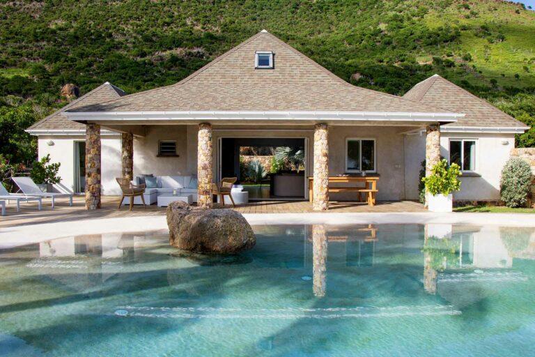 Villa La Roche dans l'Eau - Villa Rental - St-Barts